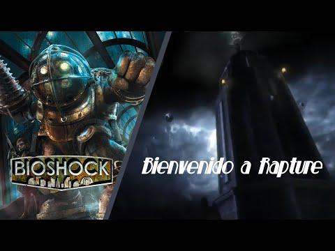 Bioshock guia completa 100% Bienvenido a Rapture