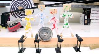 2D Photography Rube Goldberg Machine thumbnail