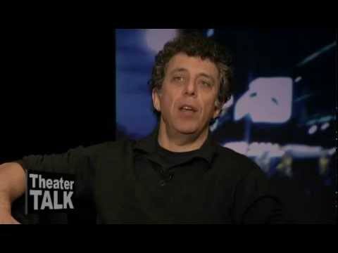 Donald Margulies and actor Eric Bogosian on 'Time Stands Still'