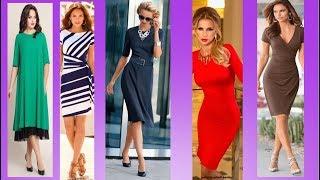 ПЛАТЬЯ 2018 💜 Выбирайте платье! 💜 НЕ МУЧАЙТЕСЬ 💜Самая роскошная женская одежда