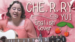 Gambar cover YUI / CHE.R.RY (English Cover)