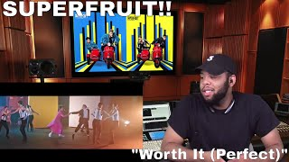WORTH IT PERFECT by SUPERFRUIT REACTION