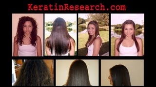 Brazilian Keratin Treatment- KHT How to apply Keratin Hair treatment