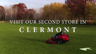TORO products at Main Street Mower Clermont!
