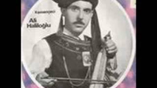 Ali Haliloğlu & Ziynet Sönmez - Dere Akayi Dere