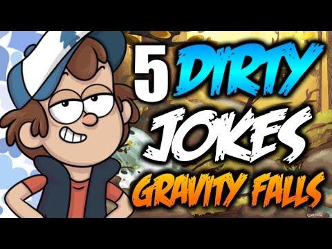 5 DIRTY JOKES IN GRAVITY FALLS 2 – Gravity Falls