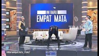 Tukul Kena SMASH Ustaz Wijayanto | INI BARU EMPAT MATA (15/10/19) Part 4