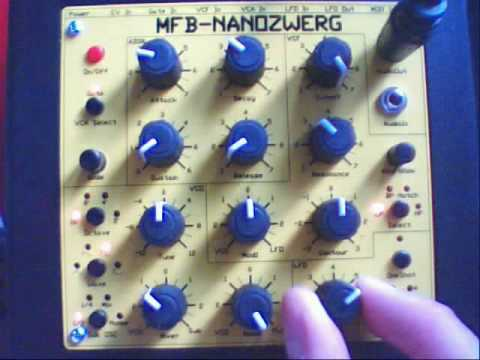 MFB Nanozwerg Demo