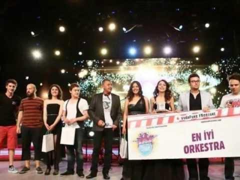 Vodafone  Türkiye 16.müzik yarışması en iyi orkestra dalı birincisi SALİHLİ ANADOLU LİSESİ