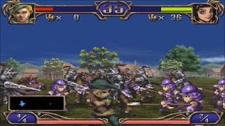 Let's rePlay Dragon Force II [Izumo] Part 8