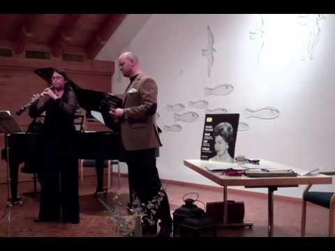 Bruno von Nünlist - J.S. Bach - 'Ich will den Kreuzstab gerne tragen - BWV 56'