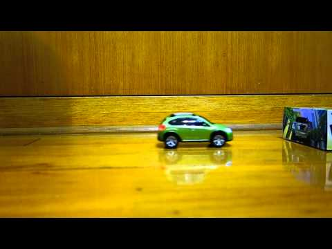 Eyesight Minicar Generations