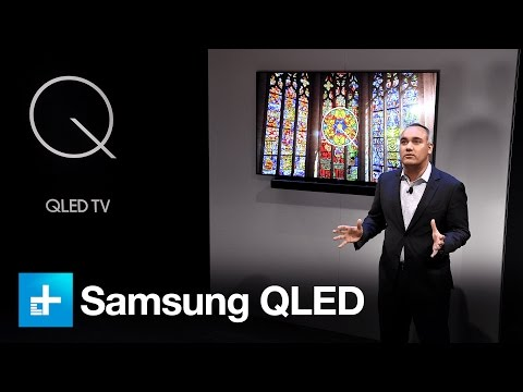Samsung Announces QLED TV Pricing and Availibility