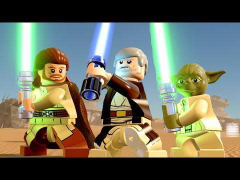 Lego star wars tfa all obi wan kenobi classic qui gon - Lego star wars anakin ghost ...