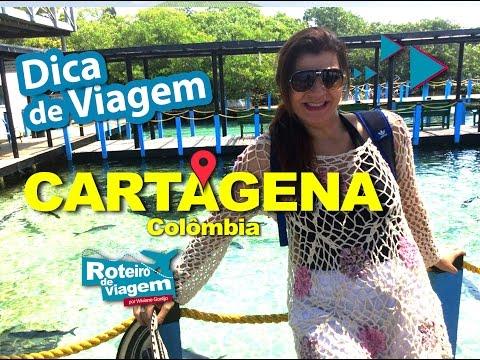 Super dicas de CARTAGENA na Colômbia   Roteiro de Viagem