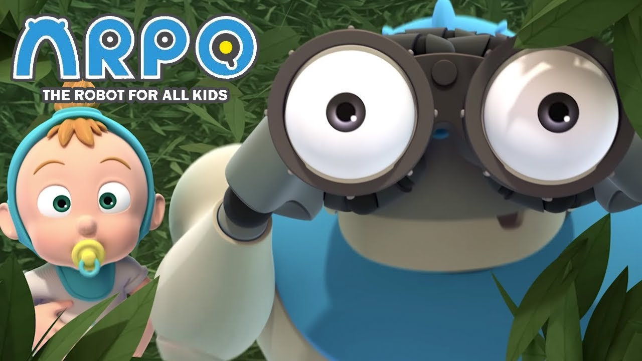ARPO The Robot For All Kids - Look Out | Compilation | Cartoon for Kids