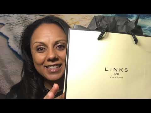 Harrod's Unboxing!!! Links Of London!!!