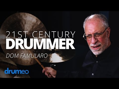 Practical Techniques For The 21st Century Drummer (Dom Famularo)