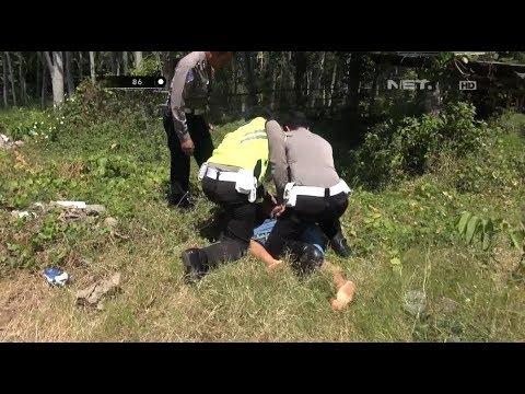 Tabrak Lari Anggota Polisi, Pelaku Berhasil Dibekuk - 86