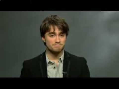 Daniel Radcliffe talks about David Copperfield 1