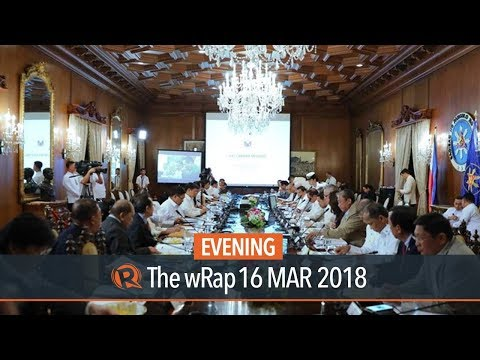Malacañang: Cabinet changes underway
