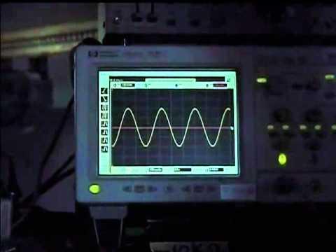Negative Resistor - Physics 123 demo with Paul Horowitz