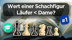 ♛ Wert der Schachfiguren 📊 Welche Figur ist wertvoller? Kompensation & Bauerneinheit ♙