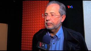 Otero entrevista
