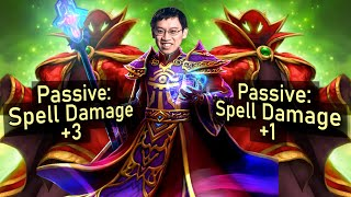 DOUBLE ROBES! +4 Spell Damage! | Duels | Hearthstone