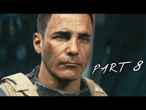 Call of Duty Infinite Warfare Walkthrough Gameplay Part 8 - Asteroid - Campaign Mission 8 (COD IW)
