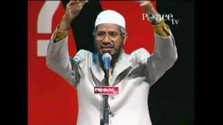 Is Terrorism a Muslim Monopoly by Dr. Zakir Naik (Full VCD Quality)