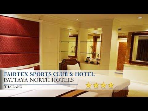 Fairtex Sports Club & Hotel - Pattaya North Hotels, Thailand