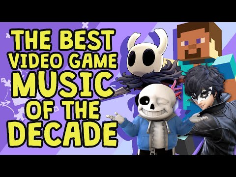 The Best Video Game Music Of The Decade