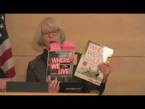 Livable Seattle with Councilmember Sally Bagshaw