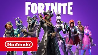 Fortnite - Saison 6 Battle Pass Maintenant disponible (Nintendo Switch)