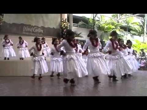 Christmas Island Hula - Halau Hula