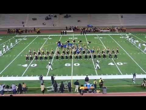 2016 Lithonia High School Marching Band Halftime Show
