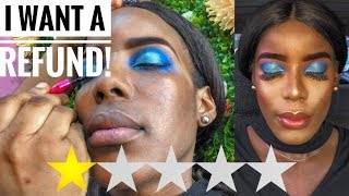 I WENT TO THE WORST REVIEWED MAKE-UP ARTIST IN NIGERIA!!