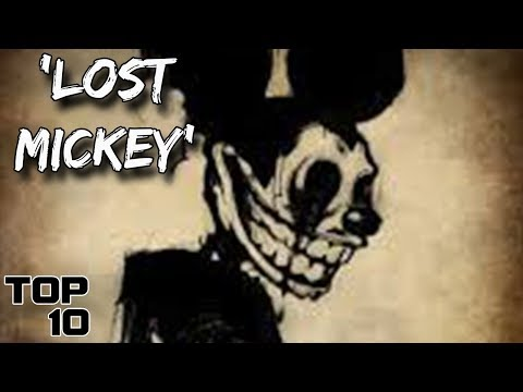 Top 10 Scary Facts About Disney