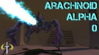 Halo CE - Arachnoid Alpha 0?!?
