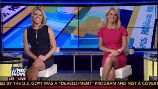 Heather Nauert & Heather Childers 4-04-2014