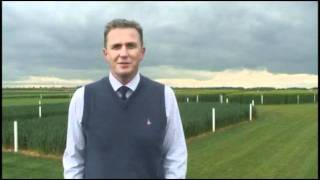 Cereals 2011: FG interviews host farmer David Knott