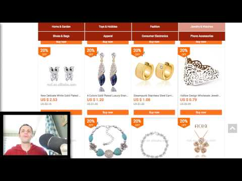 Profit on Alibaba with resale import & export tutorial