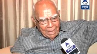 Centre trying to protect people with black money: Ram Jethmalani to ABP News