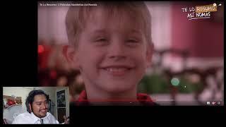 Vídeo Reacción A: Te Lo Resumo 3 Películas Navideñas Así Nomás