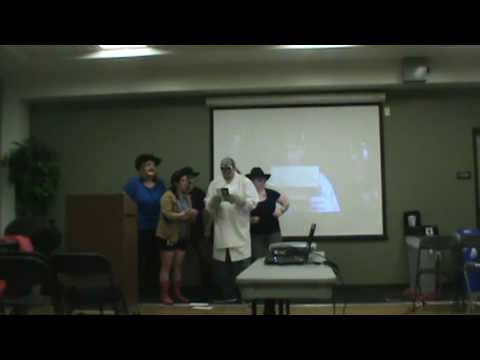 Dr. Horrrible Shadowcast at Fort Collins Comic Con 2016