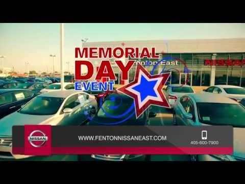 Fenton Nissan East >> Memorial Day Sale 2016 At Fenton Nissan East