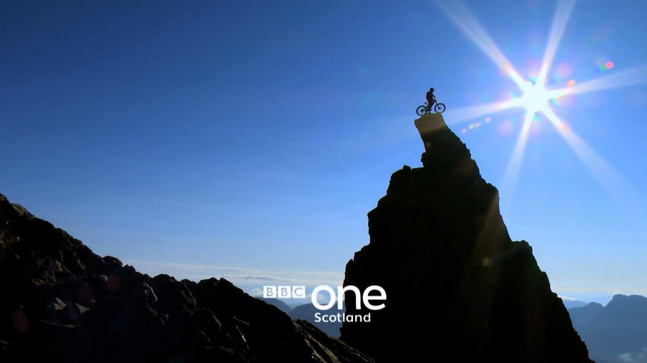 Danny Macaskill Riding The Ridge Trailer Bbc One Youtube