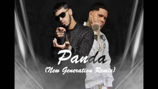 Almighty-Panda (New Generatión Remix) Ft: Anuel Aa