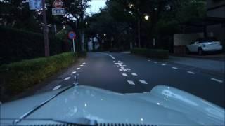 80' Rolls-Royce Corniche Test Drive